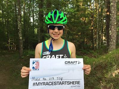 2015 CRAFT #myracestartshere