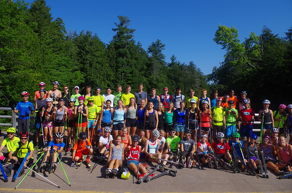2015 August Junior Camp, Cable, WI