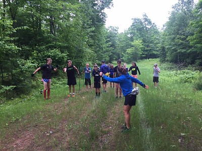 2016 June Open Camp, Cable, WI