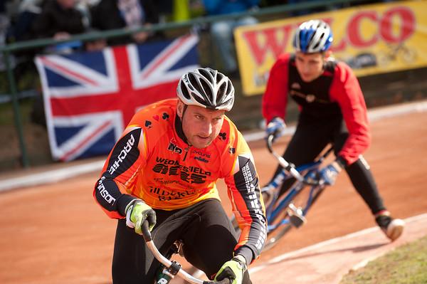 BRITISH FINALS CHAMPIONSHIPS 2011 OPEN