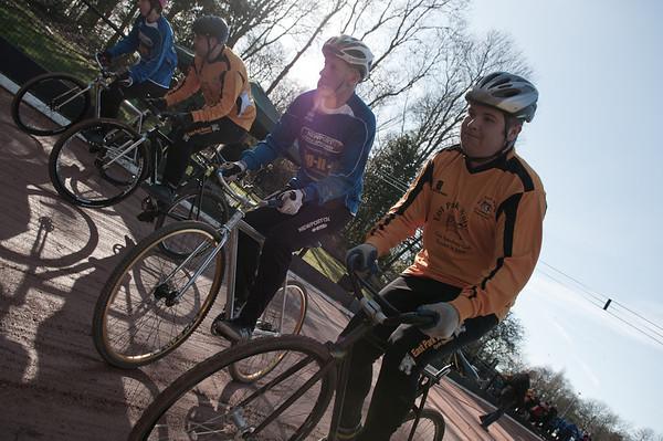 EAST PARK V NEWPORT CHALLENGE MARCH 2011