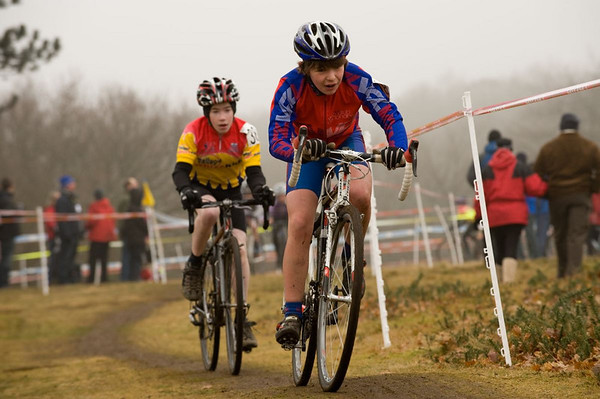 CYCLO CROSS NATIONAL CHAMPIONSHIPS 2010 SUTTON PARK YOUTH