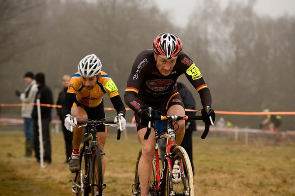 CYCLO CROSS NATIONAL CAMPIONSHIPS SUTTON PARK 2010 VETS