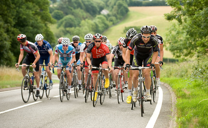 SEVERN VALLEY ROAD RACE JULY 2010