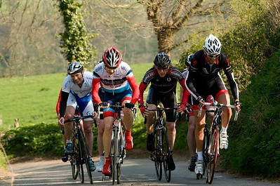 TWO COUNTIES ROAD RACE BRIDGNORTH APRIL 2010
