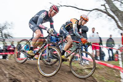 US Cyclocross National Championships. Zilker Metropoliton Park - Austin, Texas