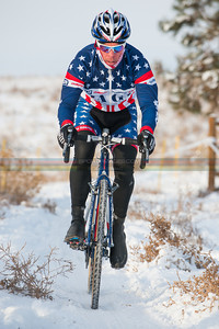 Altitude Adjustment CX - Day 2. Sandstone Ranch Rec. Park, Longmont, Colorado.  January 5, 2014.