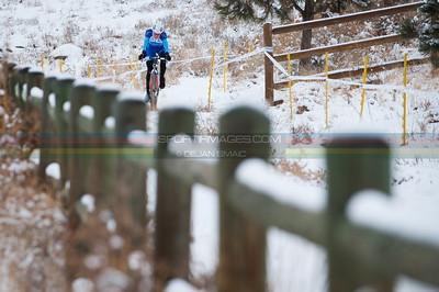 Altitude Adjustment CX - Day 2. Sandstone Ranch Rec. Park, Longmont, Colorado.  January 5, 2014.