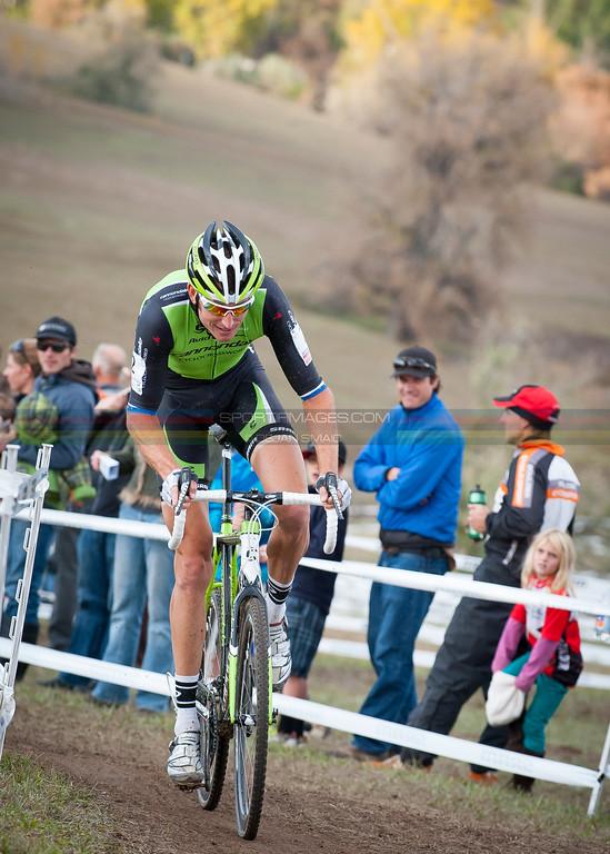 "Ryan Trebon leading the race. Photo: Dejan Smaic    <a href=""http://www.sportifimages.com"">http://www.sportifimages.com</a>"