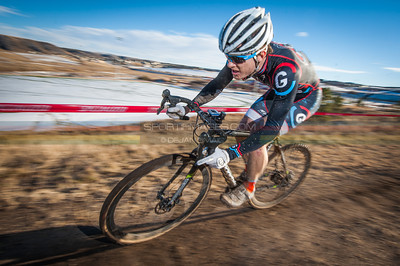 Colorado State Cyclocross Championships. Castle Rock, Colorado. December 14, 2013