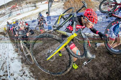 Colorado State Cyclocross Championships. SM Open. Castle Rock, Colorado. December 15, 2013