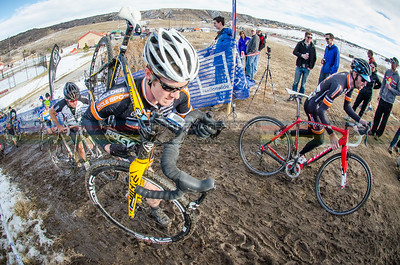 Colorado State Cyclocross Championships. Castle Rock, Colorado. December 15, 2013