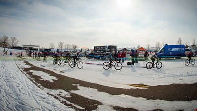 CYCLOX - Boulder Reservoir CX.  Boulder, Colorado. December 7, 2013