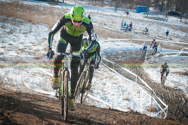 US National Cyclocross Championships - Elite Men