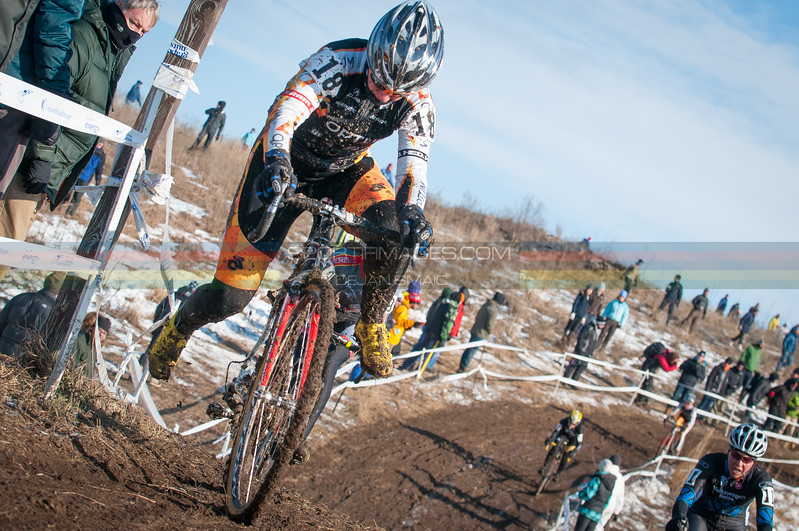 US National Cyclocross Championships - Elite Women, Jade Wilcoxson
