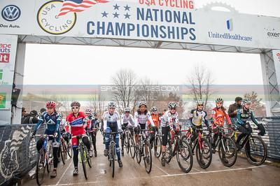US National Cyclocross Championships, Jr Women 15-16