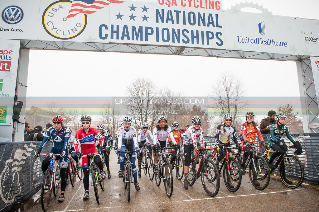 US National Cyclocross Championships, Jr Women 15-16