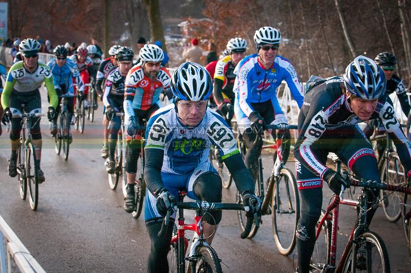 US National Cyclocross Championships - Master Men 40-44