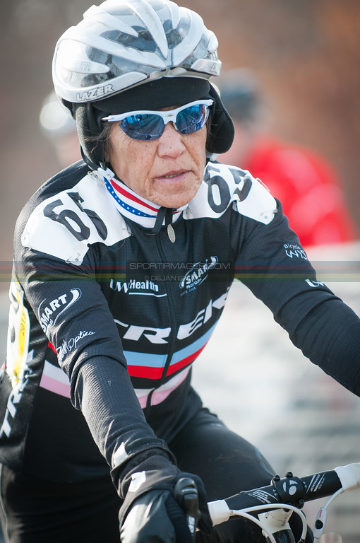 US National Cyclocross Championships - Master Women 60+
