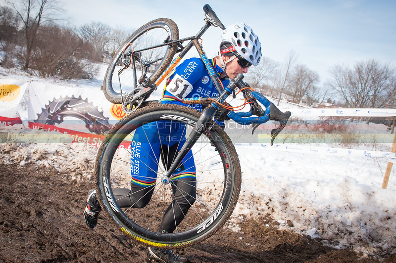 US National Cyclocross Championships, Master Women 55-59, 60+