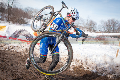US National Cyclocross Championships, Master Women 55-59, 60+