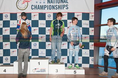 US National Cyclocross Championships | Non-Championship - Podiums, Men 10-29