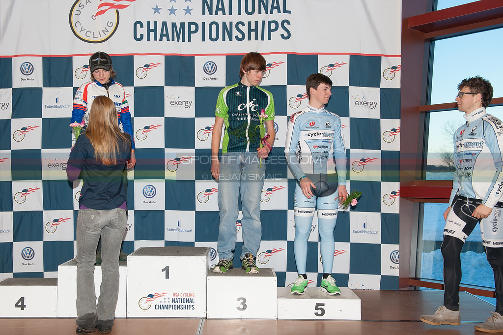 US National Cyclocross Championships   Non-Championship - Podiums, Men 10-29