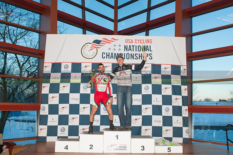 US National Cyclocross Championships | Non-Championship - Podiums, Men 40+