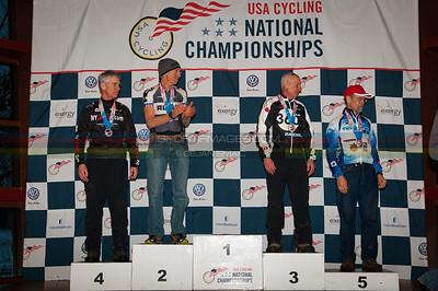 US National Cyclocross Championships, Podiums, Master Men 60-64