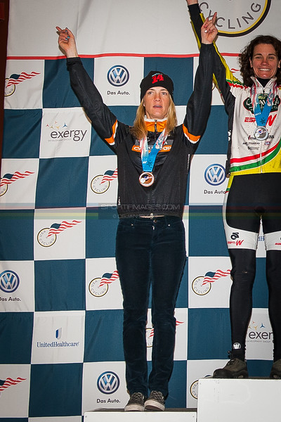 US National Cyclocross Championships, Podiums, Master Women 40-44