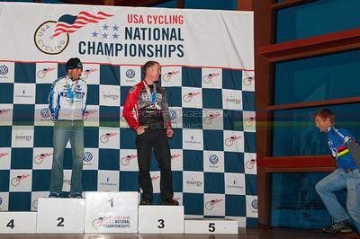 US National Cyclocross Championships, Podium, Master Men 45-49