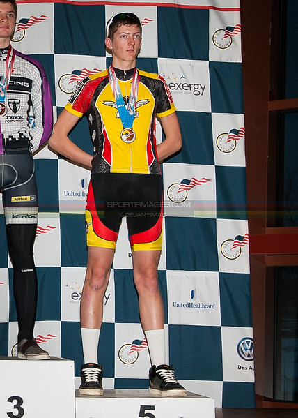 US National Cyclocross Championships, Podiums, Jr Men 17-18