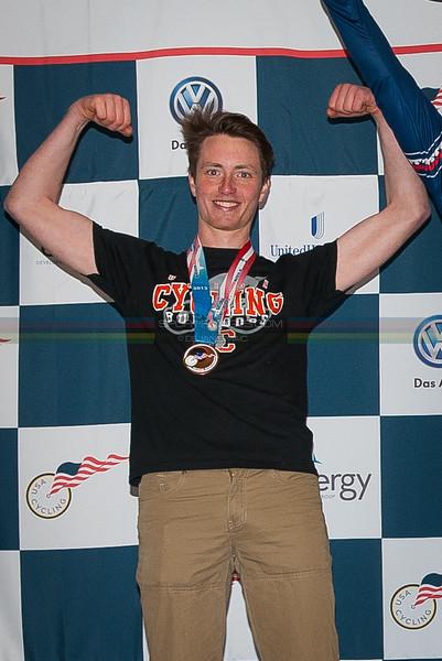 US National Cyclocross Championships, Collegiate Men D2 Podium