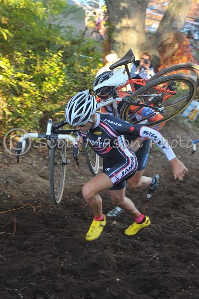 Gran Prix of Gloucester Cyclo Cross 10-12-08 Mens Elite