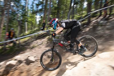 Mountain Bike National Championships - Day 2 Non-Championship Downhill