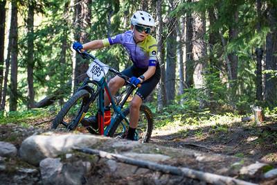 Mountain Bike National Championships Jr XC