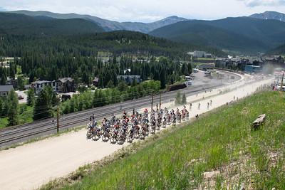 Mountain Bike National Championships Day 4 XC M Jr 17-18 Heat 2