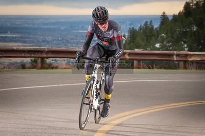 Lookout Mountain Hill Climb