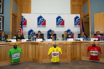 USAPCC - Women's Press Conference