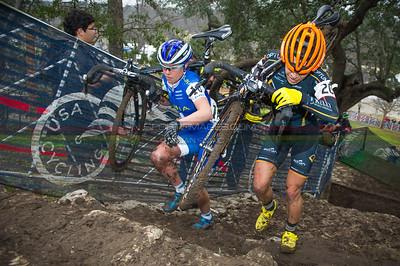 US Cyclocross National Championships. Zilker Metropoliton Park - Austin, Texas