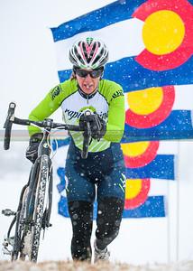 CYCLOX - Boulder Reservoir CX.  Boulder, Colorado. December 7, 2013
