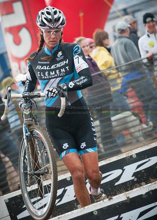 "Nicole Druse Duke running through a set of barriers. Photo: Dejan Smaic |  <a href=""http://www.sportifimages.com"">http://www.sportifimages.com</a>"