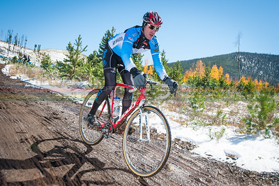 Fire and Ice in Frisco.  Frisco Cross CX - SM35+ Cat4.  October 5, 2013. Frisco, Colorado.