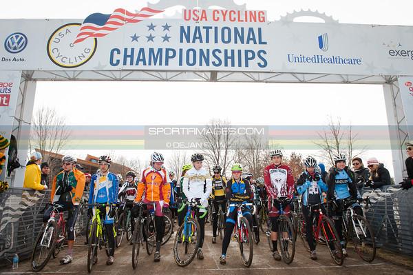 US National Cyclocross Championships, Collegiate Women D1