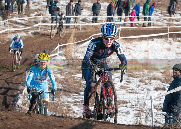US National Cyclocross Championships - Elite Women