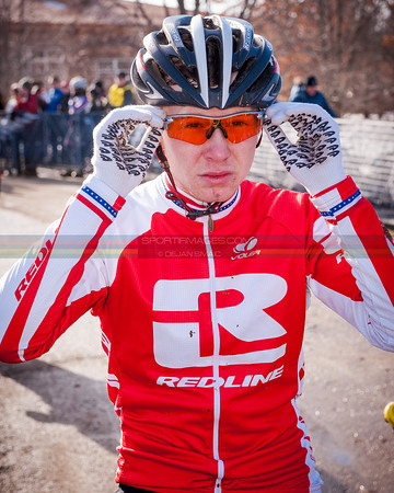 US National Cyclocross Championships, Jr Men 17-18, Owen Logan