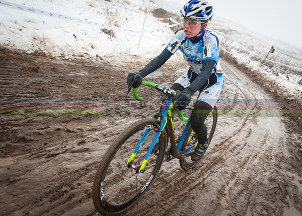 US National Cyclocross Championships, Jr Women 13-14