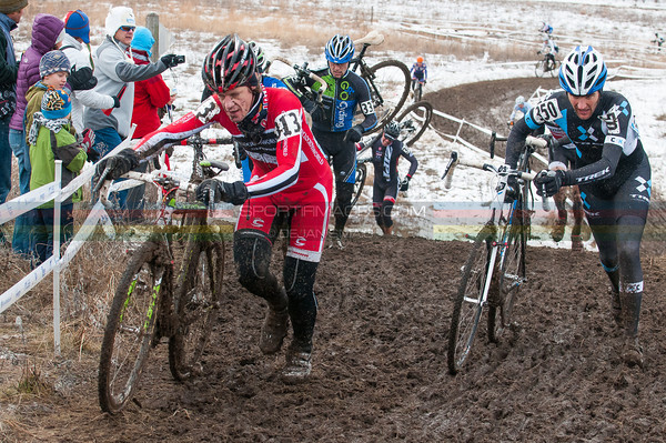 US National Cyclocross Championships - racers