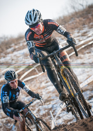US National Cyclocross Championships - Master Men 40-44