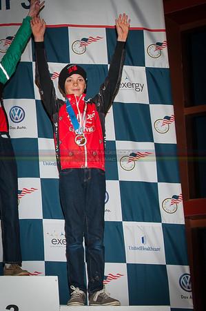 US National Cyclocross Championships, podiums, Jr Men 10-12
